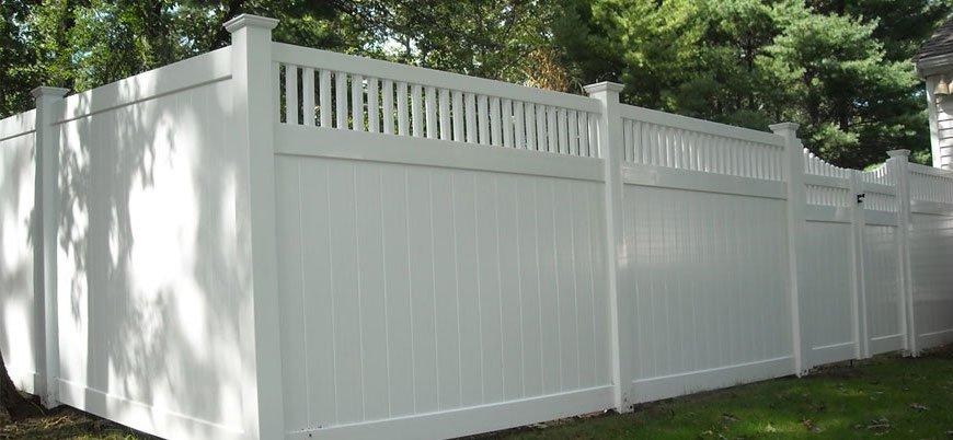 pvc fence perth